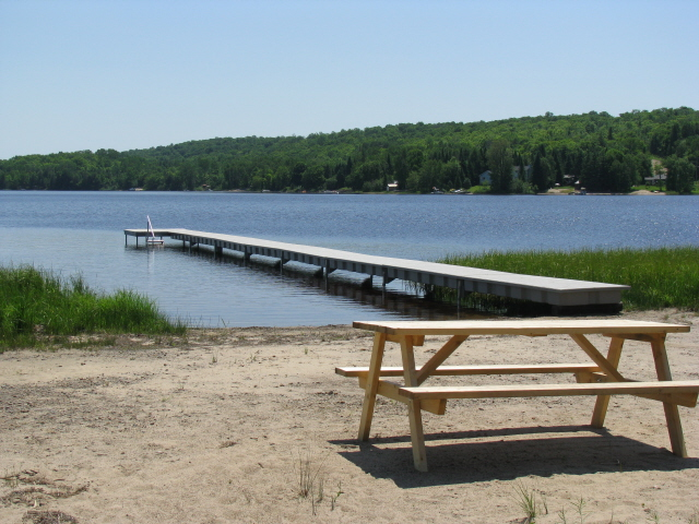 Buck Lake Cottage Rental #3-30~ Beach